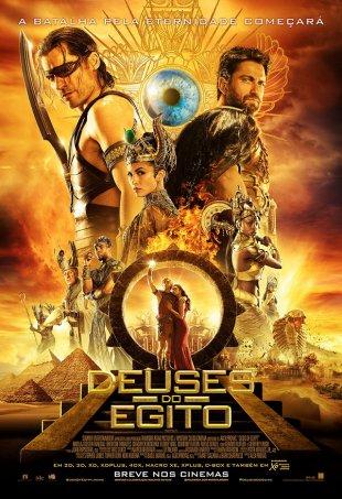 Capa do filme: Deuses do Egito