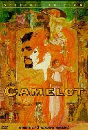 Capa do filme: Camelot