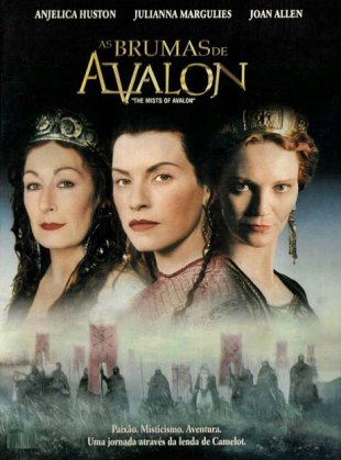 Capa do filme: As Brumas de Avalon
