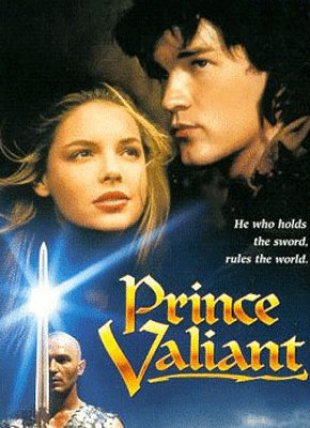Capa do filme: Príncipe Valliant