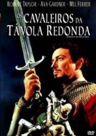 Capa do filme: Os Cavaleiros da Távola Redonda