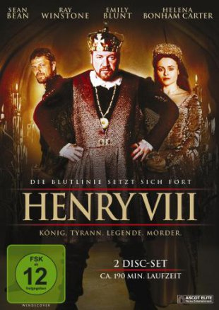 Capa do filme: Henrique VIII