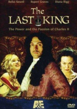 Capa do filme: O Último Rei