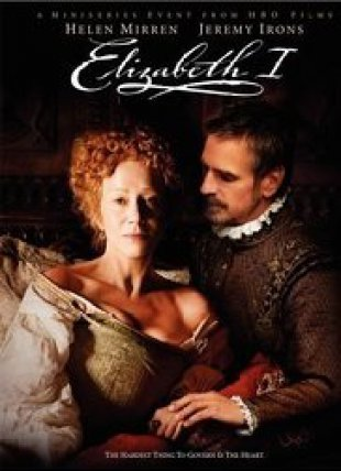 Capa do filme: Elizabeth I