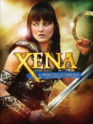 Capa do filme: Xena: A Princesa Guerreira