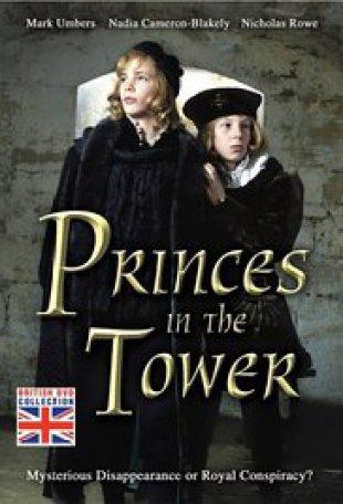 Capa do filme: Princípes na Torre