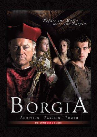 Capa do filme: Bórgia
