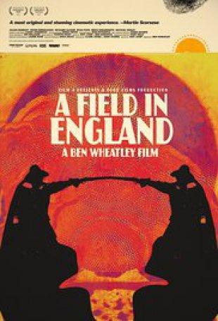 Capa do filme: Um campo na Inglaterra