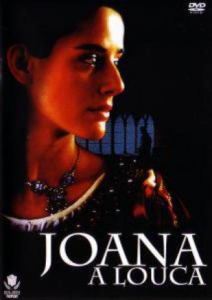 Capa do filme: Joana, a Louca