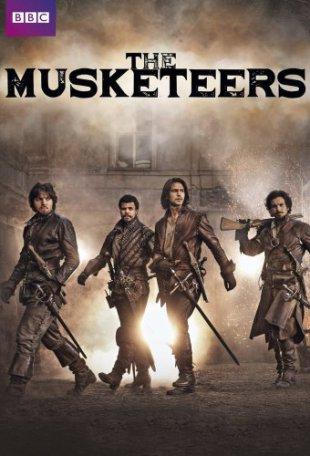 Capa do filme: Os Mosqueteiros