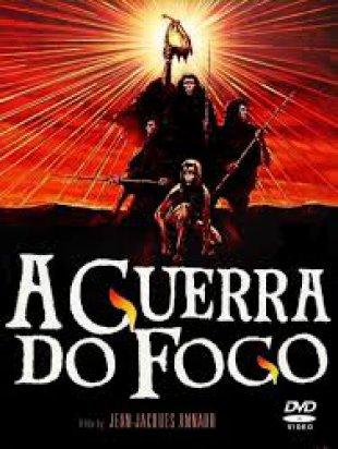 Capa do filme: A Guerra do Fogo