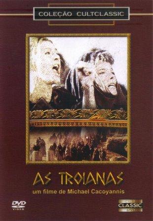 Capa do filme: As Troianas