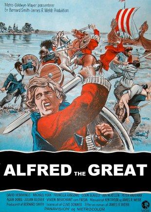 Capa do filme: Alfredo, o Grande