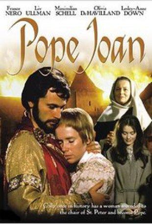 Capa do filme: Joana, a Mulher que Foi Papa