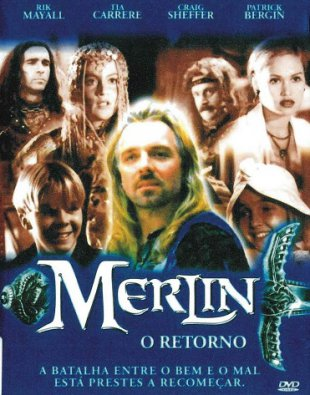 Capa do filme: Merlin: o retorno