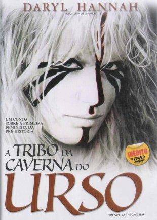 Capa do filme: A Tribo da Caverna do Urso