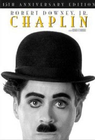 Capa do filme: Chaplin