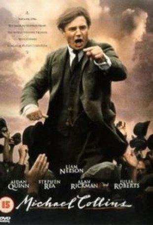 Capa do filme: Michael Collins: O Preço da Liberdade