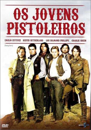 Capa do filme: Os Jovens Pistoleiros