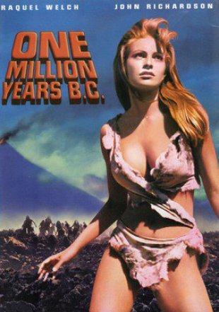 Capa do filme: Mil Séculos Antes de Cristo