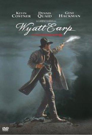 Capa do filme: Wyatt Earp