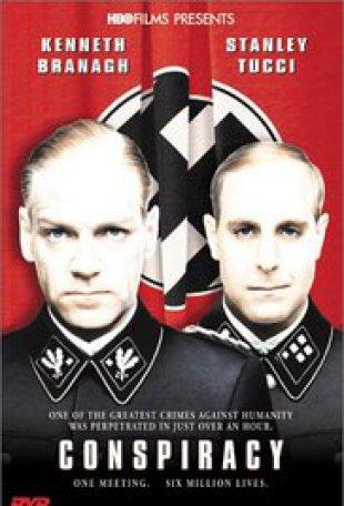 Capa do filme: Conspiração