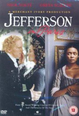 Capa do filme: Jefferson em Paris