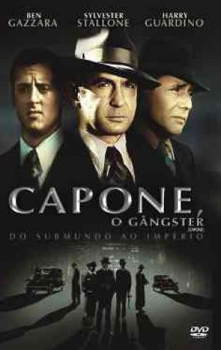 Capa do filme: Capone, o Gângster