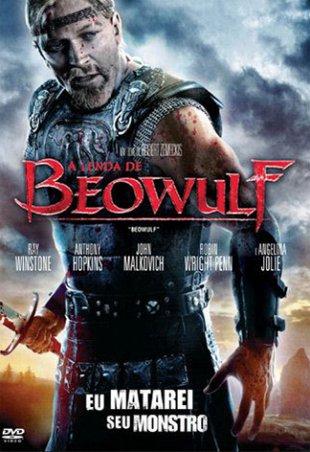 Capa do filme: A Lenda de Beowulf