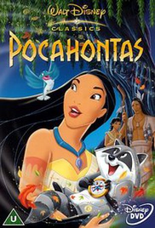 Capa do filme: Pocahontas