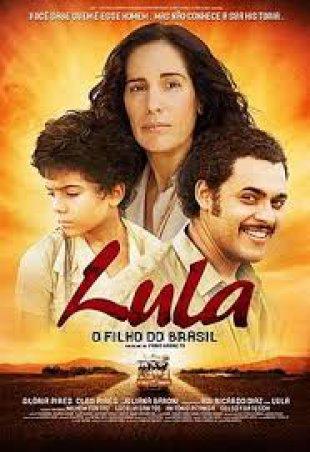 Capa do filme: Lula: o filho do Brasil