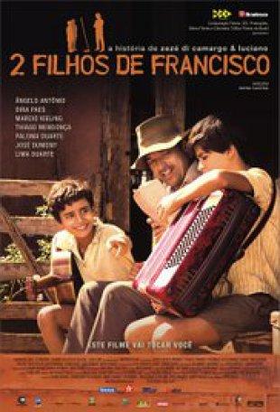 Capa do filme: 2 Filhos de Francisco