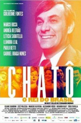 Capa do filme: Chatô: O Rei do Brasil