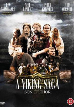 Capa do filme: A Viking Saga: Son of Thor