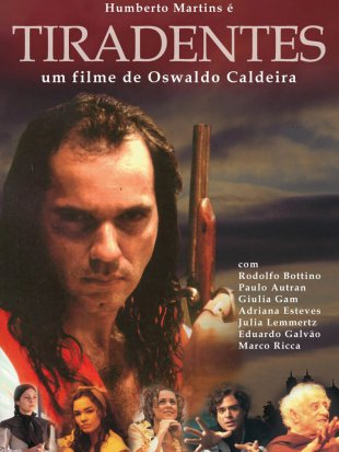 Capa do filme: Tiradentes