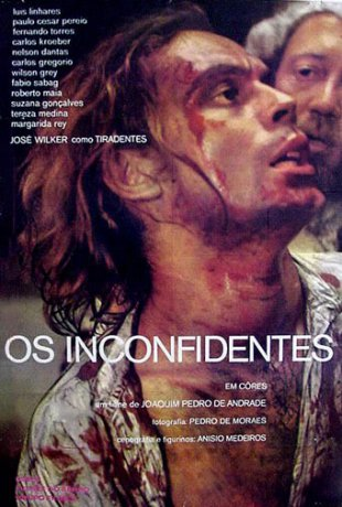 Capa do filme: Os Inconfidentes