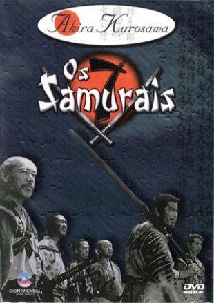 Capa do filme: Os Sete Samurais