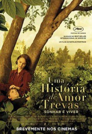 Capa do filme: Uma história de amor e trevas