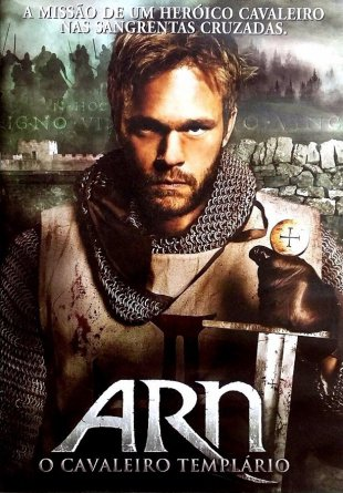 Capa do filme: Arn: O Cavaleiro Templário