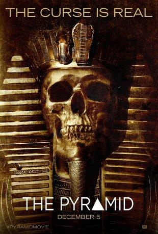 Capa do filme: A Pirâmide