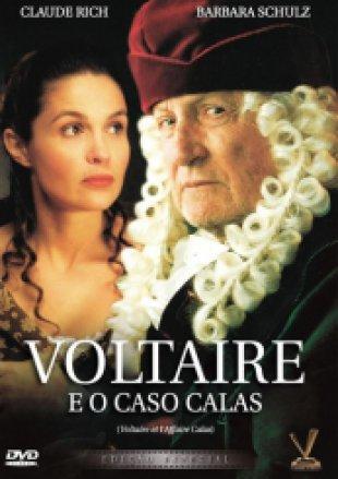 Capa do filme: Voltaire e o caso Calas