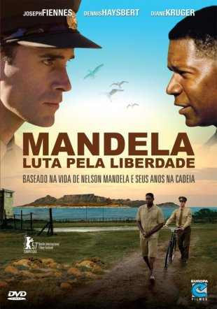 Capa do filme: Mandela: Luta pela liberdade