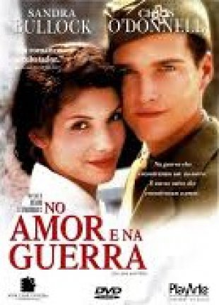 Capa do filme: No Amor e na Guerra