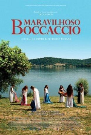 Capa do filme: Maravilhoso Boccaccio
