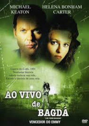 Capa do filme: Ao Vivo de Bagdá