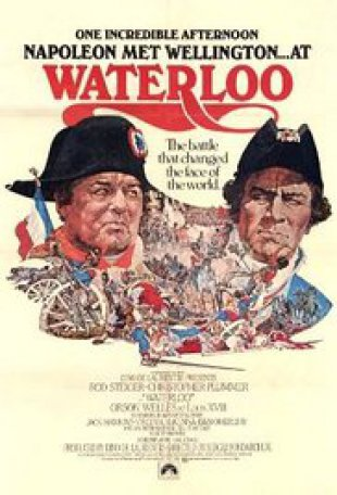 Capa do filme: Waterloo