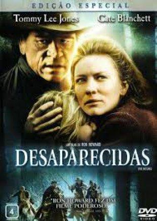 Capa do filme: Desaparecidas