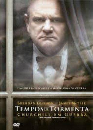 Capa do filme: Tempos de Tormenta