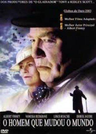 Capa do filme: O Homem que Mudou o Mundo