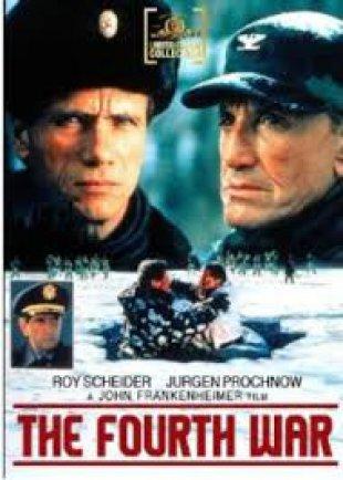 Capa do filme: A Quarta Guerra